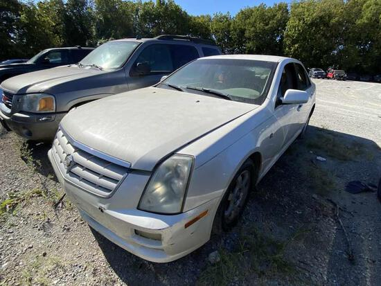 2005  CADILLAC  STS   Tow# 100806
