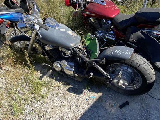Honda Motorcycle Tow# 95195