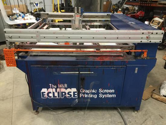 M&R Eclipse 4056 40 x 56 Graphics Press Print Vac