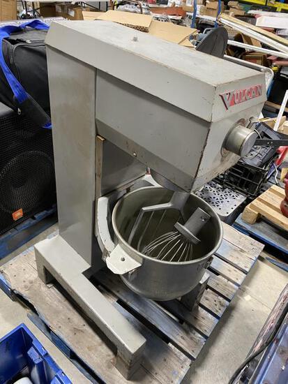 Vulcan SBV-20 Automix 20 quart Mixer Stainless