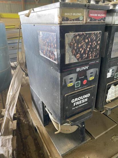 Bunn Commercial Coffee Grinder