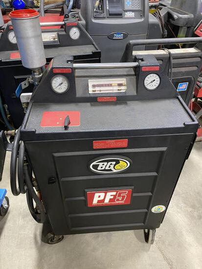 BG PF5 Transmission Flush Machine w/adapters