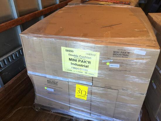 Pallet MINI PAK'R Air Cushion FMIDCGH080 Industri