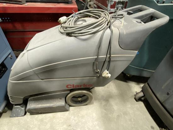 Clarke Electric Carpet Cleaner with Cord