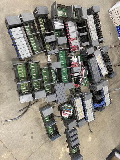 Allen Bradley Used SLC 500 Racks Various Sizes