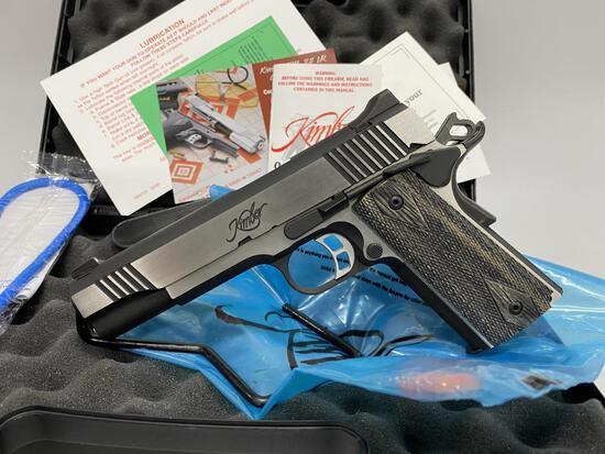 Kimber Eclipse Custom II 45 Auto Pistol New