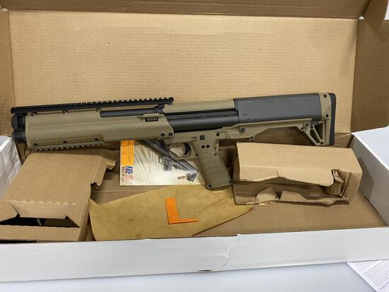 "KSG Tactical Shotgun 12/18.5 3"" Tan Pump Dual New"