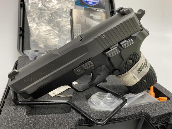 "Sig Sauer P225A 9mm 3.6"" Classic SigLite DA/SA New"