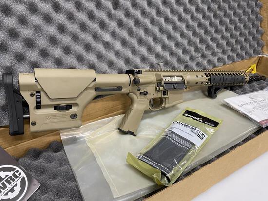 "LWRC Comp IC-DI 5.56 16.1"" Bar Rifle New"