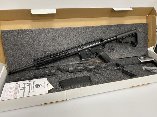 """Ruger AR-556 AR Rifle 16.1"""" Bar New"""