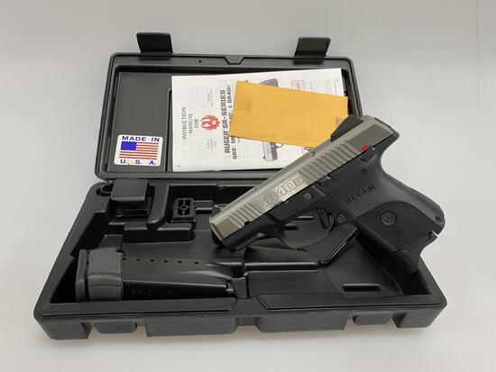Ruger SR40C Pistol 40S&W New
