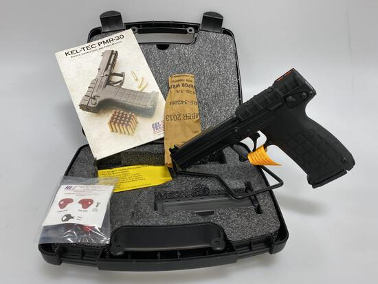 "Kel Tec PMR-30 Pistol 22 WMR 4.25"" Bar New"