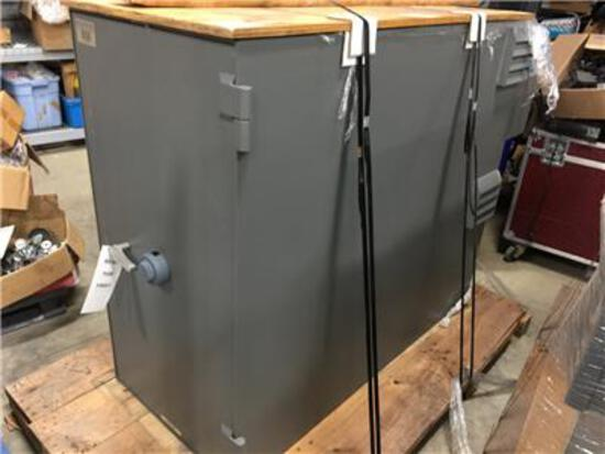 Trusted Systems Security Container Armored Safe