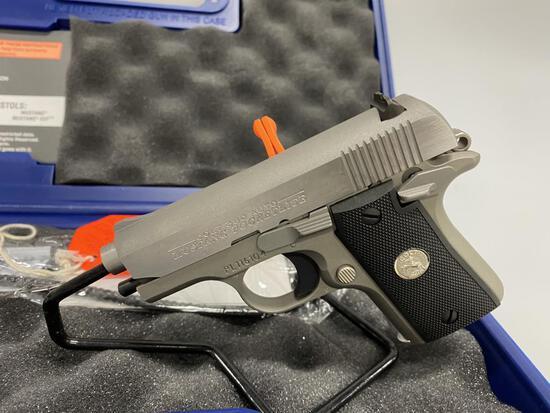 Colt Mustang Pocketlite 380 Pistol MK IV Series Ne