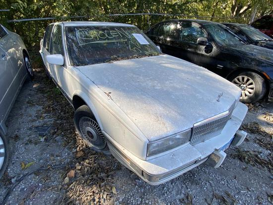 1991  CADILLAC  DEVILLE   Tow# 102812