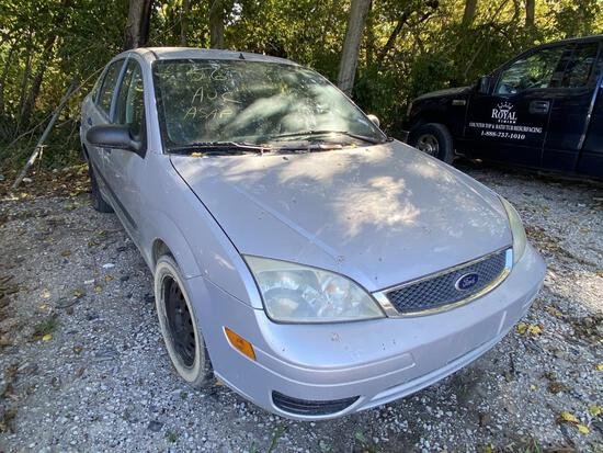 2007  FORD  FOCUS   Tow# 102826