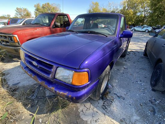 1995 Ford Ranger 2WD 4 Cyl 2.3L Tow#