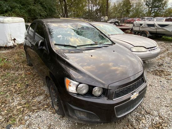 2013 Chevrolet Sonic LS 4 Cyl 1.8L Tow#