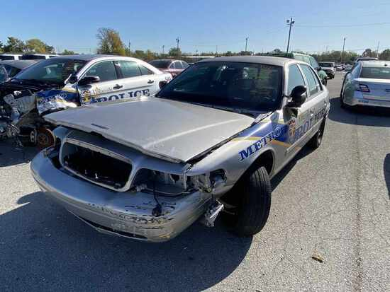2010 FORD Crown Vic Unit# 5181