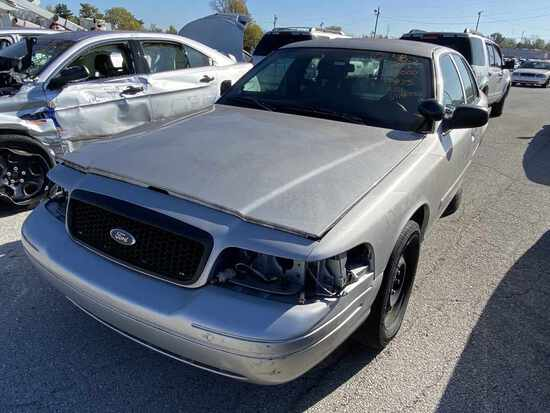 2008 FORD Crown Vic Unit# 4813