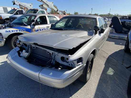 2008 FORD Crown Vic Unit# 4791