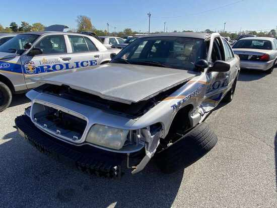 2007 FORD Crown Vic Unit# 5926
