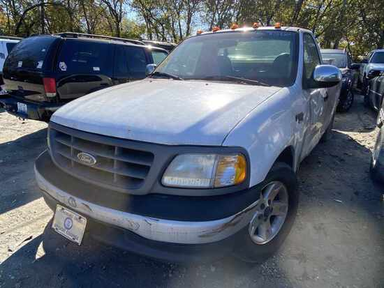 2000  FORD  F-150   Tow# 90566
