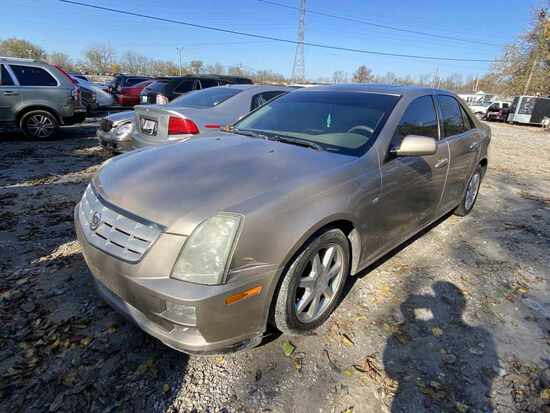 2005  CADILLAC  STS   Tow# 103533