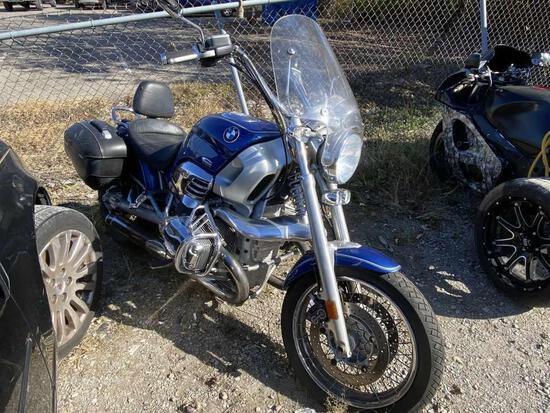 BMW R1200 Motorcycle Tow#?