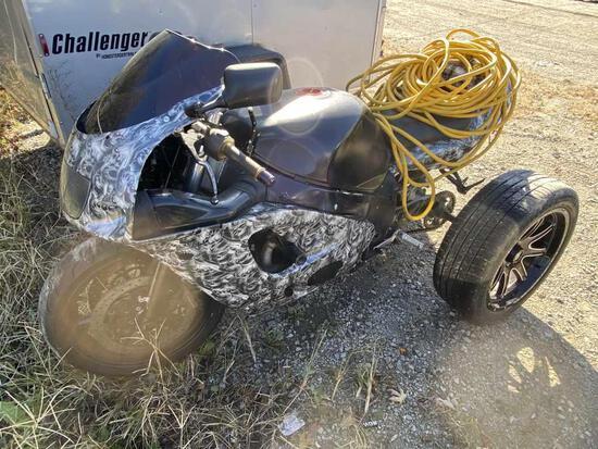 Motorcycle Trike Tow# 96694