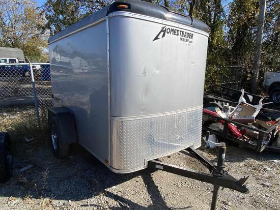 Homesteader Enclosed Trailer Tow# 98184