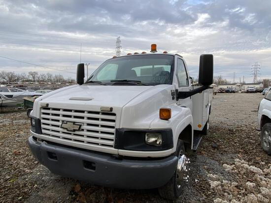 Chevrolet C4500 Tow# 102305 No Vin#
