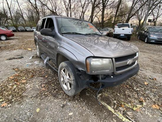 2008 Chevrolet Trailblazer Tow# 102674