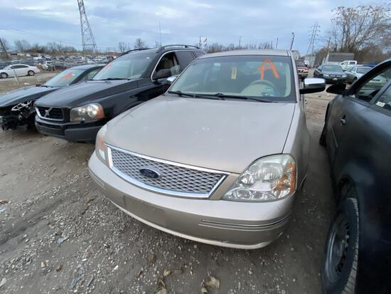 2005 Ford 500 Tow#?