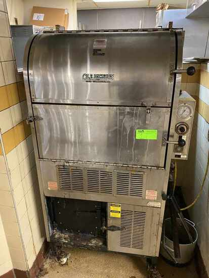 OLE HICKORY Convecture Tri Oven Commercial Smoker