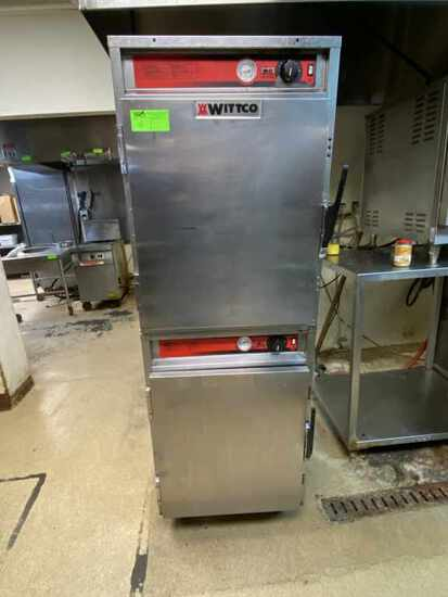 Double WITTCO Holding & Transport Cabinet FoodServ