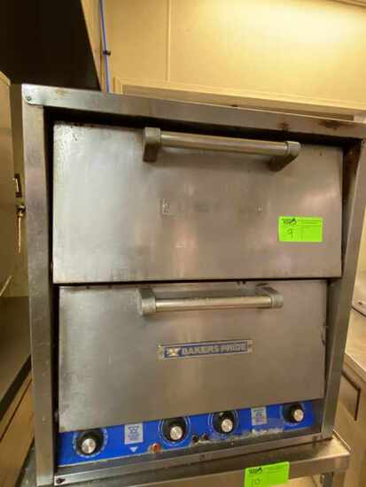 Bakers Pride P44 Electric Countertop Pizza Oven