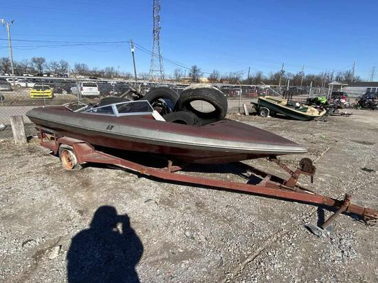 Trailer & Boat Tow#?