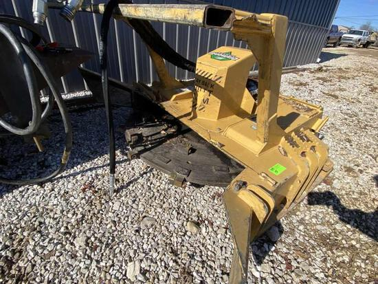 Diamond Mower SKID-STEER FORESTRY DISC MULCHER