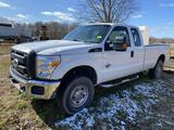 2011 Ford F-250 XLT Diesel 4x4 Long Bed Truck