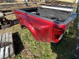 Ford Platnium FX4 Dually Bed w/Hitch Components