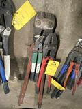 Larger Cutter, Chrimper & Wire Cutter