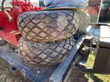Gravity Grain Cart Tires, Set of