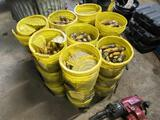 Large Lot of Kennametal Rock Saw Shank Conicals