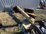 Telescoping Forklift Boom