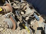 2016 GMC Yukon Denali Rear Axle 342