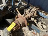 Chevy Cab & Chassis Dually Axle