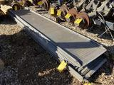 Aluminum Walk Board from a moving truck