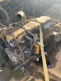 Cat Diesel C10 Engine & Trans