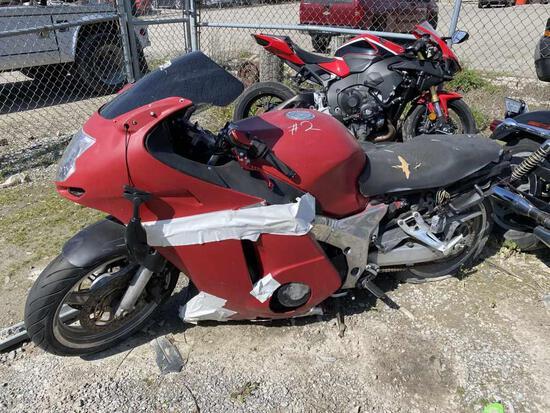 1994  HONDA  Motorcycle   Tow# 104447